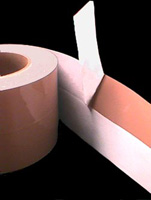 Newman Split Liner Brown Tape